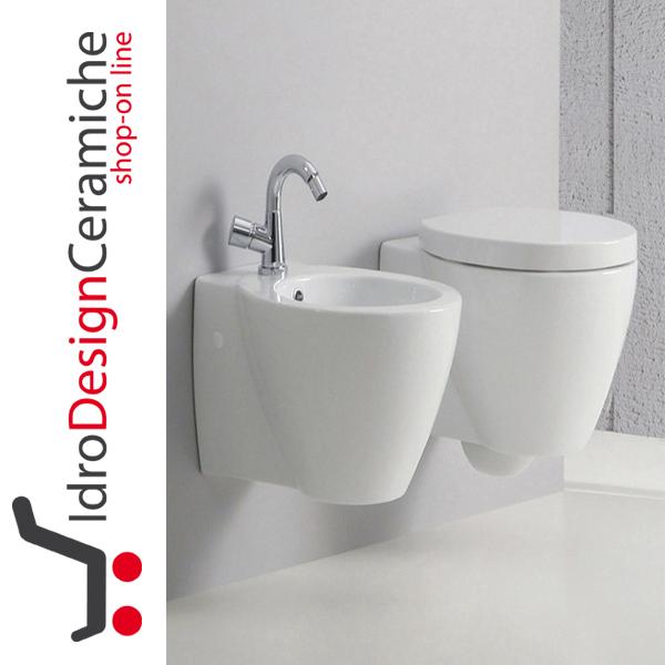 Azzurra Ceramica Full 54.Sanitari Sospesi Azzurra Mod Full 54